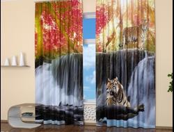 Фотошторы: Тигриный водопад