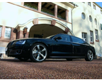Elongated Audi A8L D4 W12 +150/250mm on front/rear doors