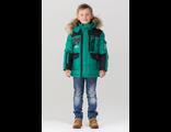 Bilemi куртка из биопуха для мальчиков 516619 (ментол) front
