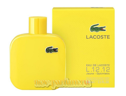 Lacoste - Eau de Lacoste L.12.12. Jaune - Optimistic 100ml