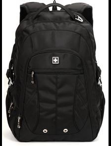 Рюкзак SUISSEWIN SN8110 Black / Чёрный