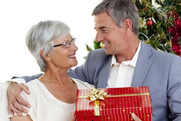 Лучшие подарки на новый год бабушке