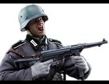 ПРЕДЗАКАЗ Коллекционная фигурка 1/6 WW2 German 9th Army WEHRMACHT RB-1002 - Royal Best
