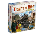 Билет на поезд: Европа (Ticket to Ride: Europa) (3-е рус. изд.)