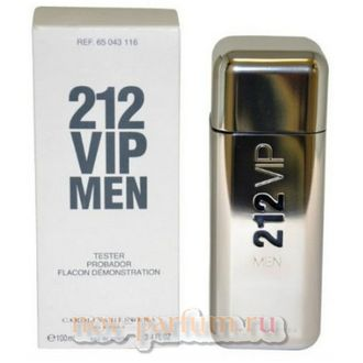 Carolina Herrera 212 VIP Men 100ml