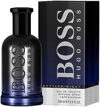 Hugo Boss - Boss Bottled Night 100ml