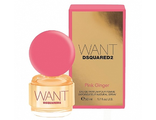 (женский) DSQUARED WANT PINK GINGER