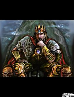 """Царь"" персонаж для игры"