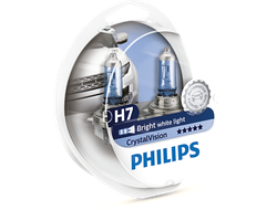 H7 Philips CrystalVision 4300K