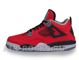 Air Jordan 4 (IV) Toro Bravo Fire Red (Euro 41-45) NAJ-015