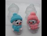 Снеговики Парочка