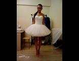 Пошив танцевальных платьев