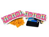 Комплект сумочек для снеков 2 шт Itzy Ritzy Social Butterfly