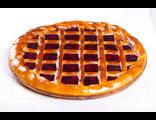Пирог сдобный с вишней (1000 гр)