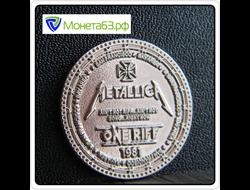 монеты с надписью на гурте