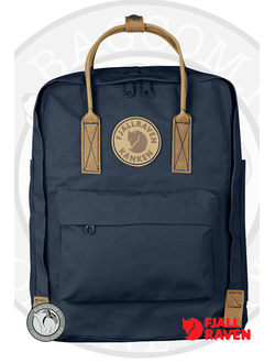 Fjallraven Kanken No.2 Navy (Темно-синий)