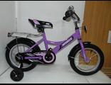 """велосипед детский 14"""" ht-14133 двухколесный"""