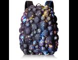 Молодежный Рюкзак MadPax Bubble Half GALAXY синий мульти