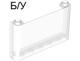 ! Б/У - Windscreen 1 x 6 x 3, Trans-Clear (64453 / 4546690) - Б/У