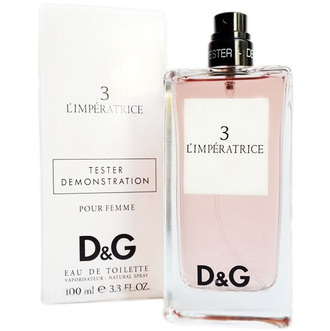 "Dolce and Gabbana ""№3 L'Imperatrice""75ml"