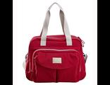 Универсальная сумка для мамы Beaba Changing Bag Geneva 2 Red