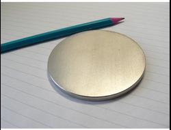 Неодимовый магнит дискоoбразный D75x5