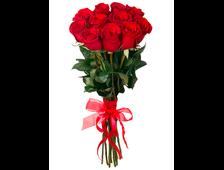 Голландские розы 90-100 см (11 шт.)