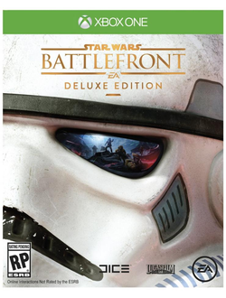 Star Wars: Battlefront -  Deluxe Edition [RU] (Xbox One)