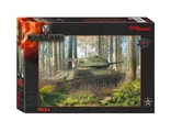 Пазл T-34 World of Tanks