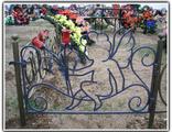 Кованые ограды Брянск цена фото