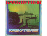 "LP Gang Of Four ""Songs of the free"" (Warner)"