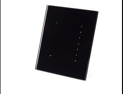 Q600W Vario (Чёрный) Многофункциональный сенсорный светорегулятор  для управления температурой света и яркостью светодиодных систем освещения