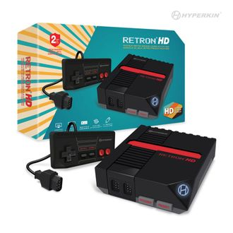 Retron HD - Retron 1 HD Nintendo NES от Hyperkin (Черный)