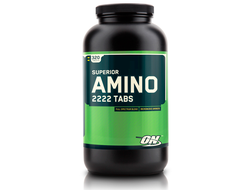 Optimum Nutrition Super Amino 2222, 320 таблеток
