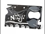 Мультитул Wallet Ninja 16 в 1