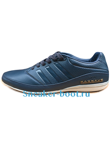 Adidas Porsche Dark Blue Leather
