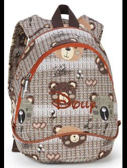 Маленький школьный рюкзак
