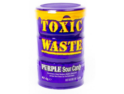 Toxic Waste Tub Purple 42 g (США)