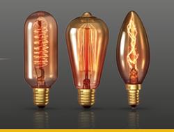 Золотые лампы, Голландия