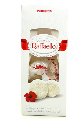 Сундучок raffaello 240 гр