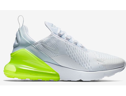 "Nike Air Max 270 ""WHITE/VOLT"" Мужские"