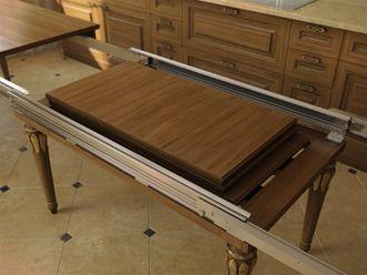 Раздвижные механизмы для столов своими руками