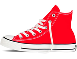 Кеды CONVERSE ALL STAR HI Red (36-44) арт-002