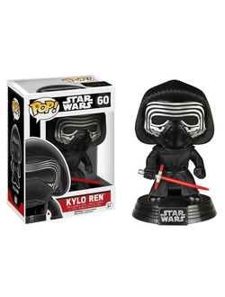 Funko Pop! Star Wars: Kylo Ren