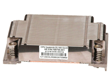 Радиатор HP Heatsink for Proliant DL160 G9   779104-001, 768755-001