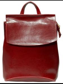 Рюкзак женский PYATO 807-К красный p-072