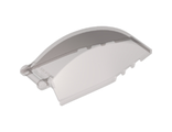 Windscreen 8 x 4 x 2 Curved with Handle, Trans-Black (23448 / 6145616)