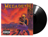 MEGADETH Peace sells…but who's buying LP