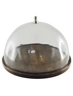 Блюдо с клошем 200207 PLATEAU A/CLOCHE GRD-OFFICE NT