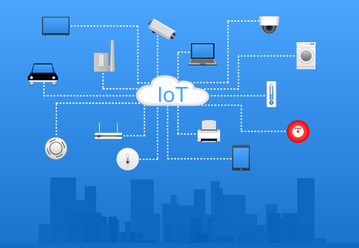 Internet of Things. IoT.